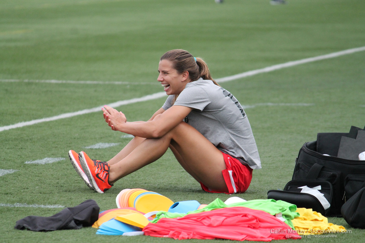 Tricks amp flicks tuesday tobin heath is not who she seems