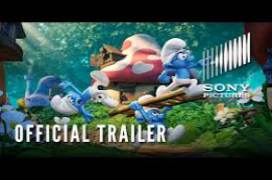 Smurfs: The Lost Village Kd 2017